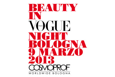 Beauty in Vogue Night 2013