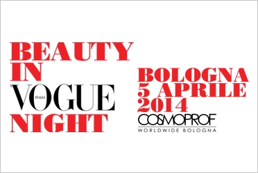 Beauty in Vogue Night 2014