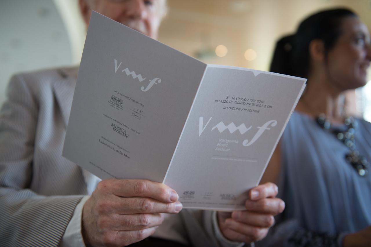 Libretto VMF