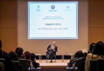 Lectio Magistralis Umberto Eco per ASMEPA