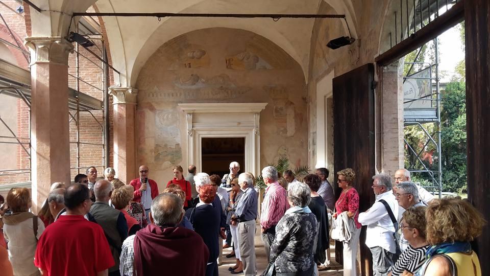 Domenica dell' Arte in Pianura - Visita a Rocca Isolani