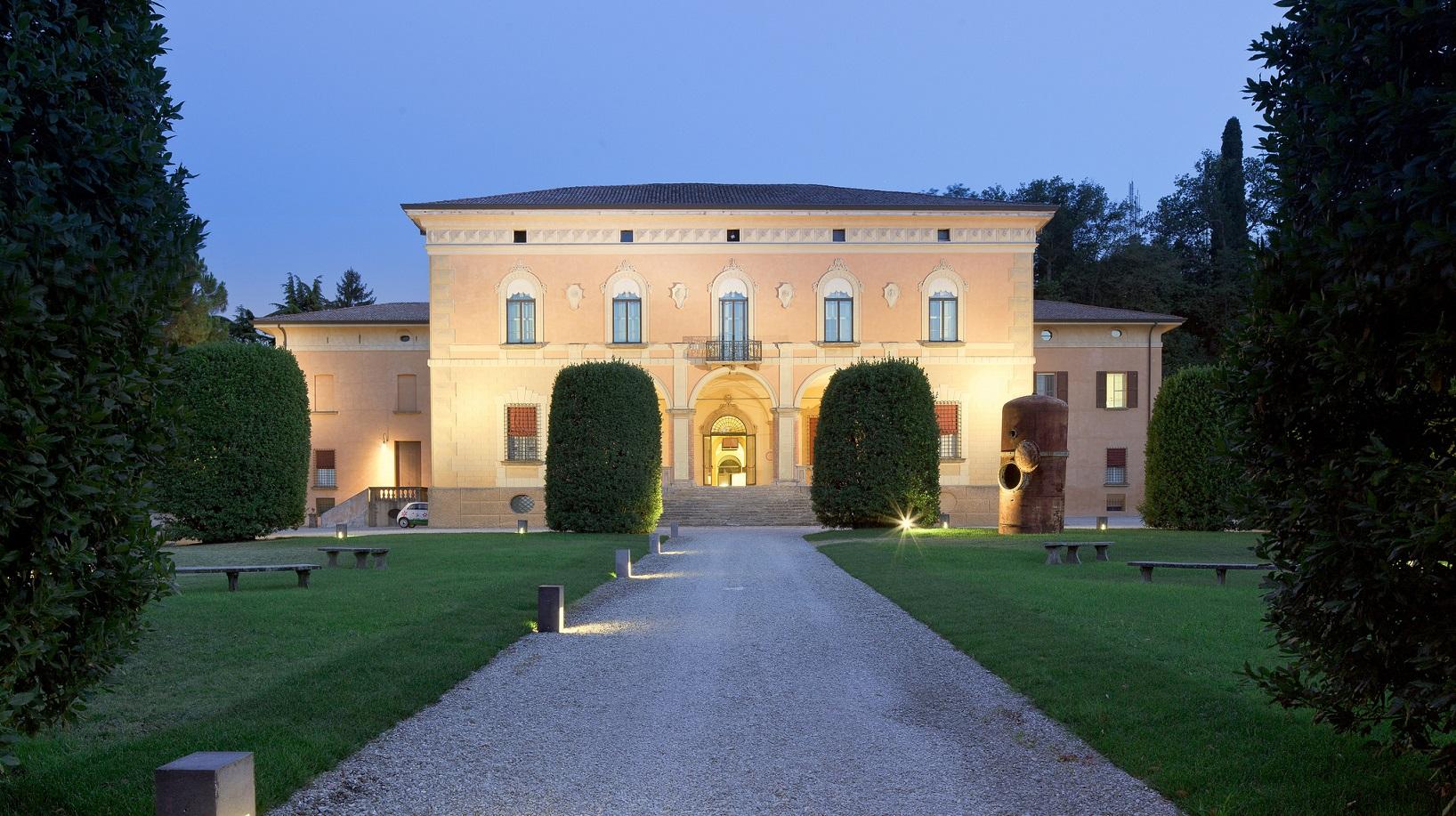 Villa Guastavillani, sede della BBS