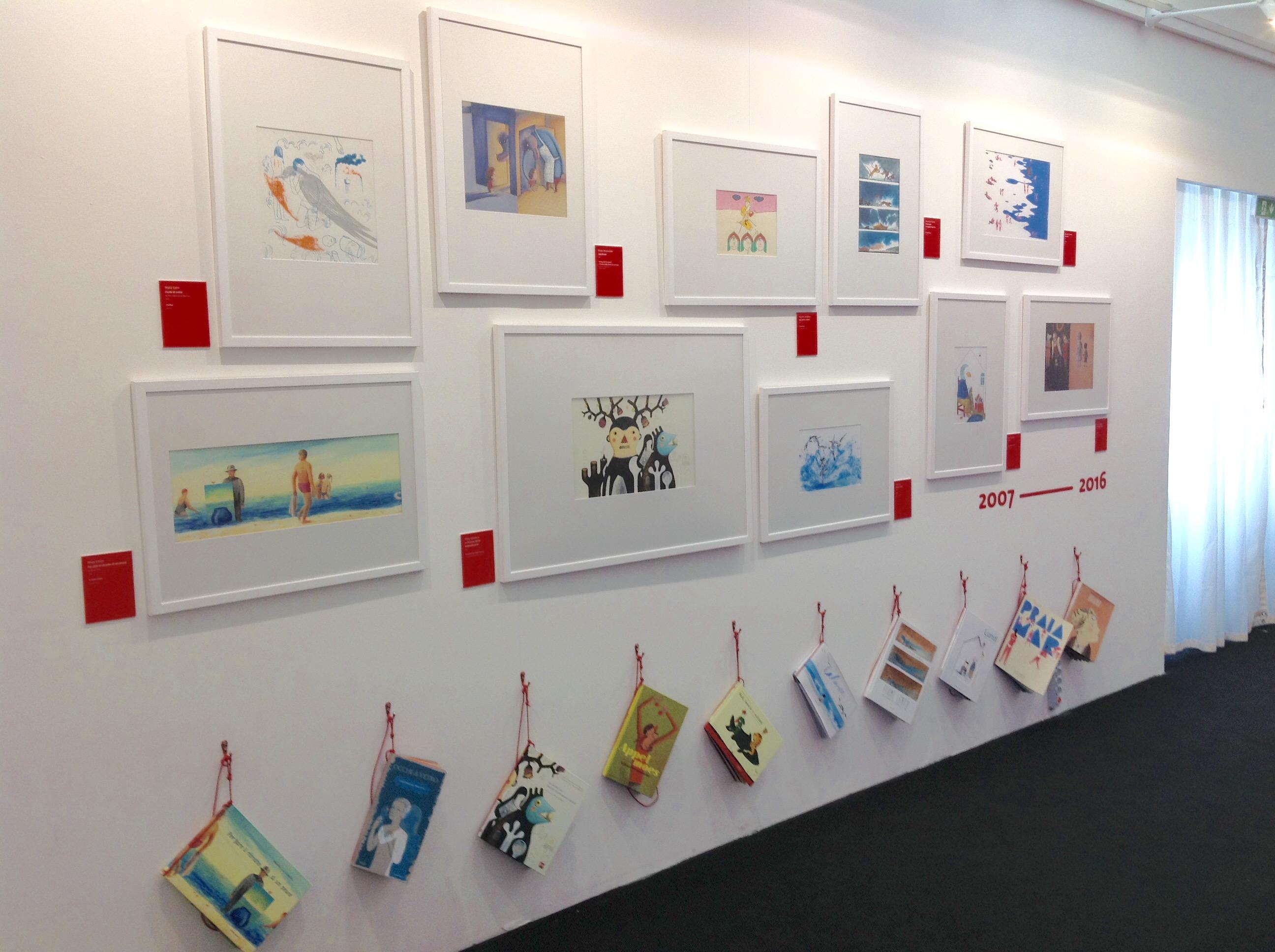 Mostra degli Illustratori