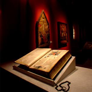 mostra Giotto e le arti Labidee Museo medievale bologna