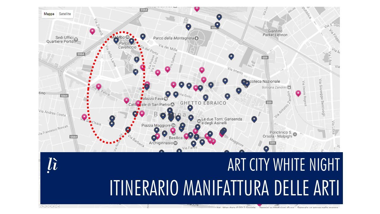 ART CITY MAPPA MDA