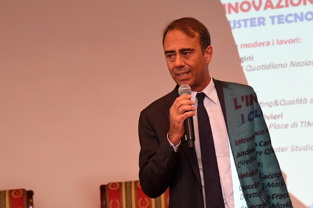 L'innovazione tecnologica nei distretti italiani – Convegno Qn e Tim
