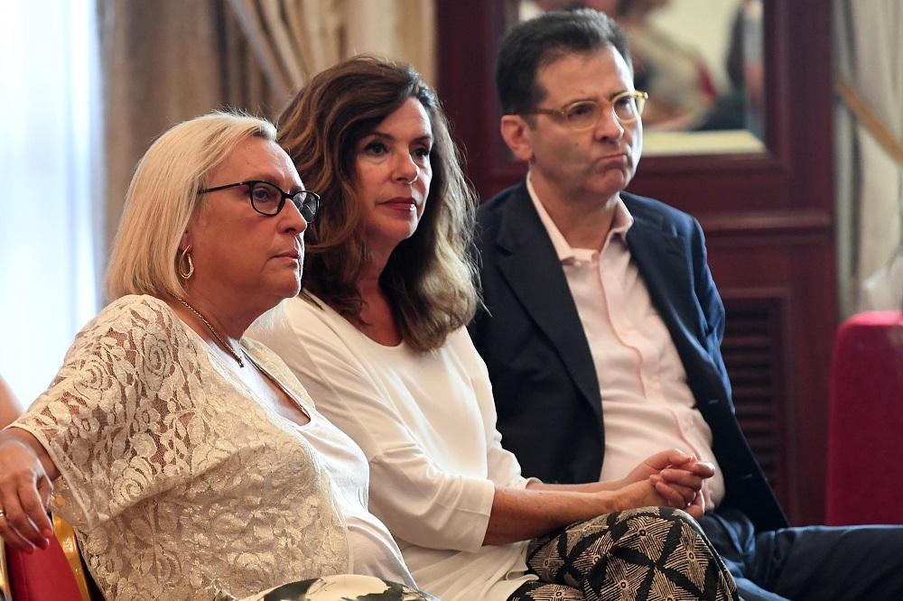 Convegno QN TIM Gabriella Castelli