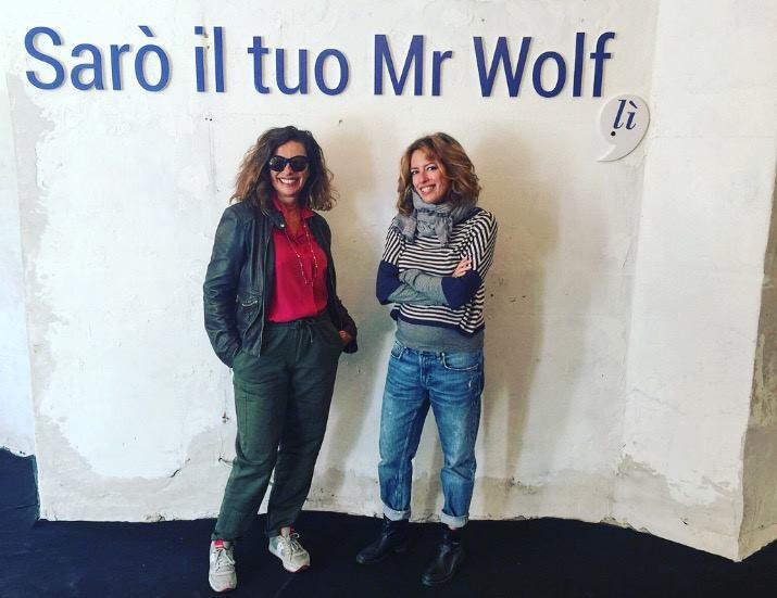 Gabriella Castelli e Camilla Consorti BDW 2017