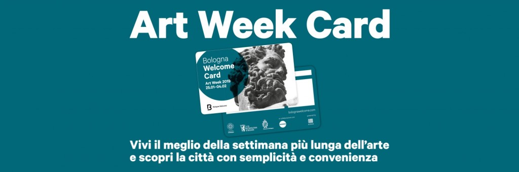 art week cart bologna welcome arte fiera 2019