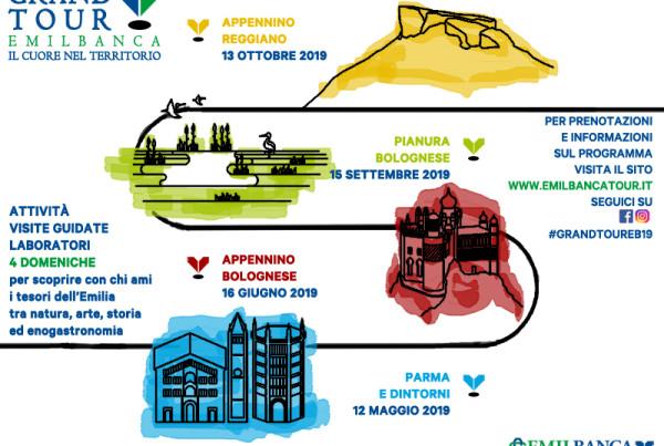 Grand Tour Emil Banca 2019 Laboratorio delle Idee