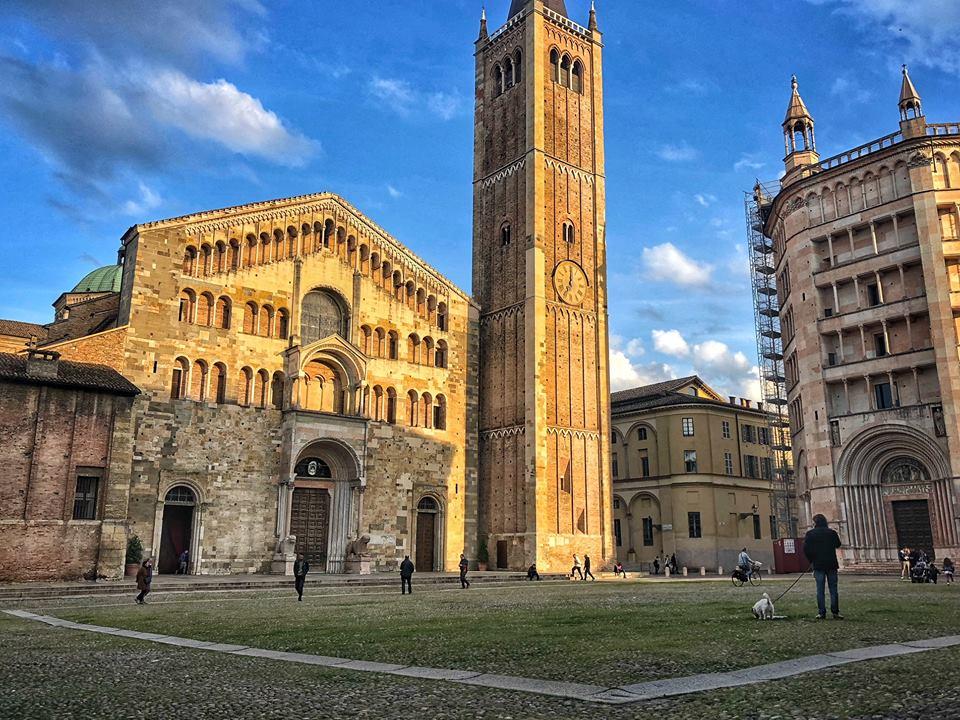 Centro storico di Parma - Comune di Parma