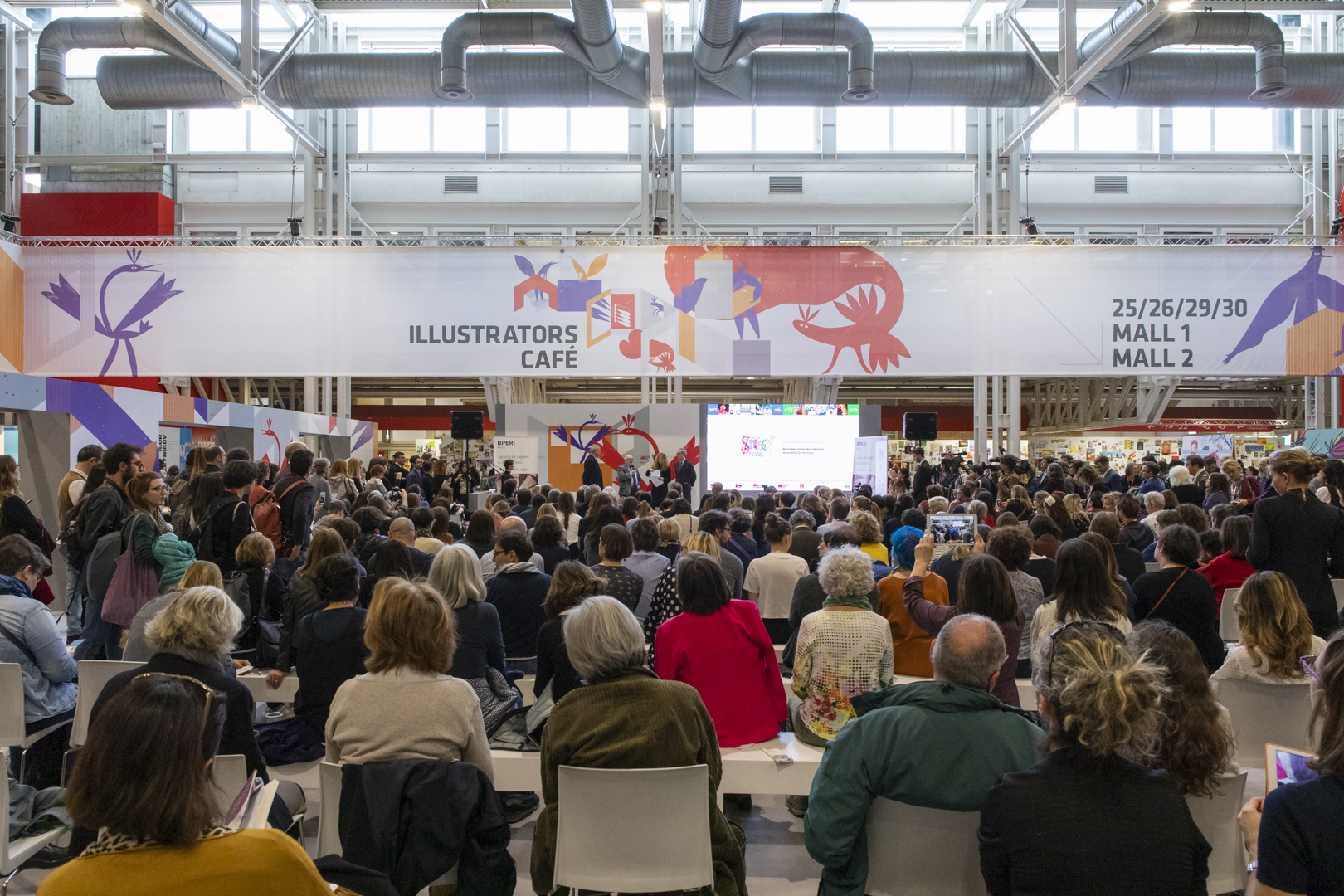 Bologna Children's Book Fair 2019 Laboratorio delle Idee