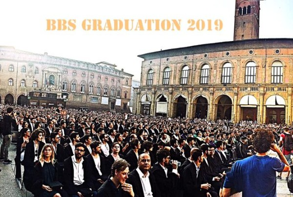 laboratorio delle idee bologna business school 2019 graduation