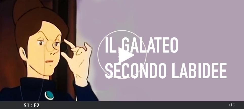 GALATEO SECONDO LABIDEE 2
